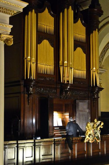 St Giles Organ