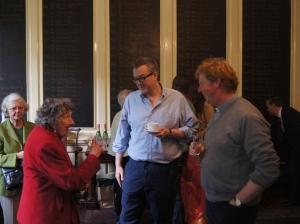 Sunday morning hospitality: August 2011