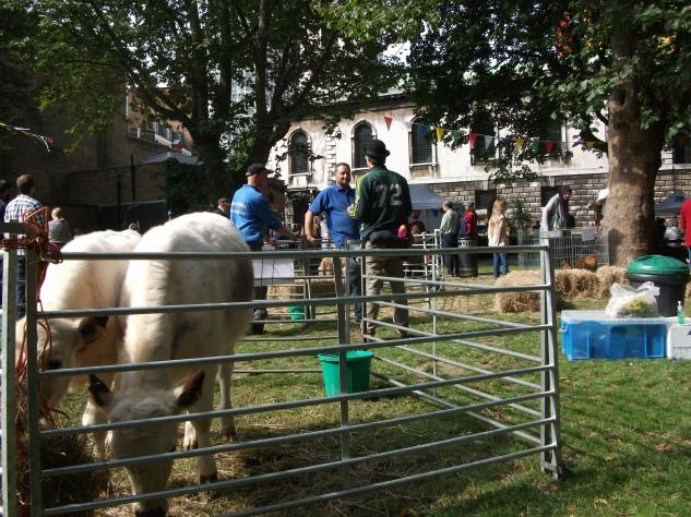 St Giles Fair, 2012