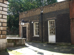 Vestry House, 1