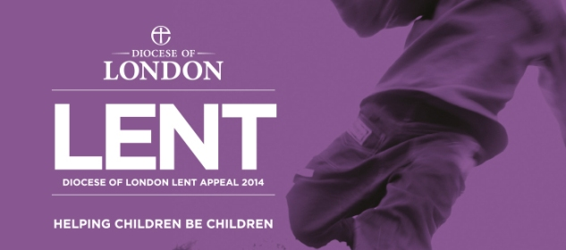 Bishop's Lent Appeal 2014