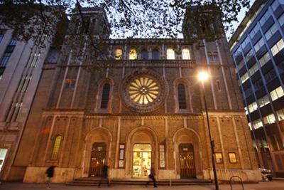 Bloomsbury Baptist Church