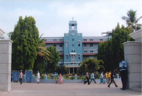 Christian Medical Centre Vellore